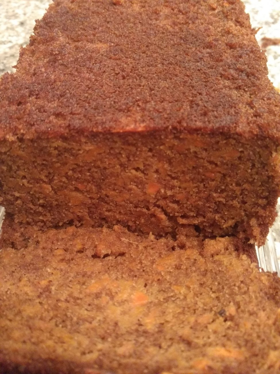 Whole-wheat flour Carrot Cake