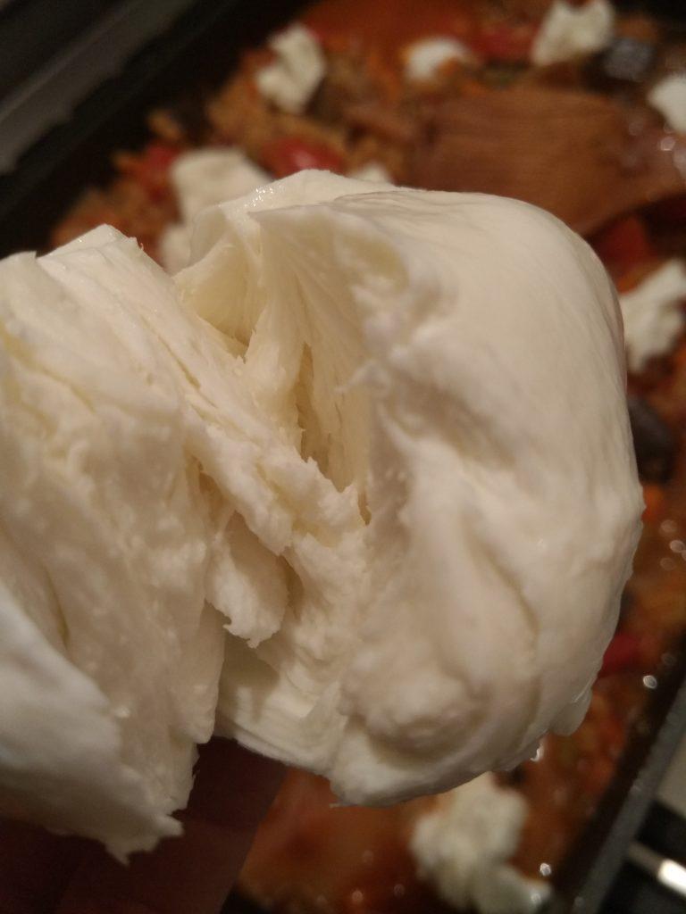 Baked Diatlini Pasta