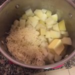 Mashing The Potatoes