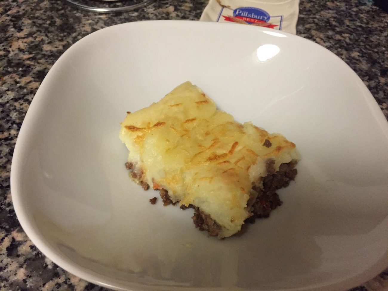 A Traditional Asian (Yes, Really) Shepherd's Pie