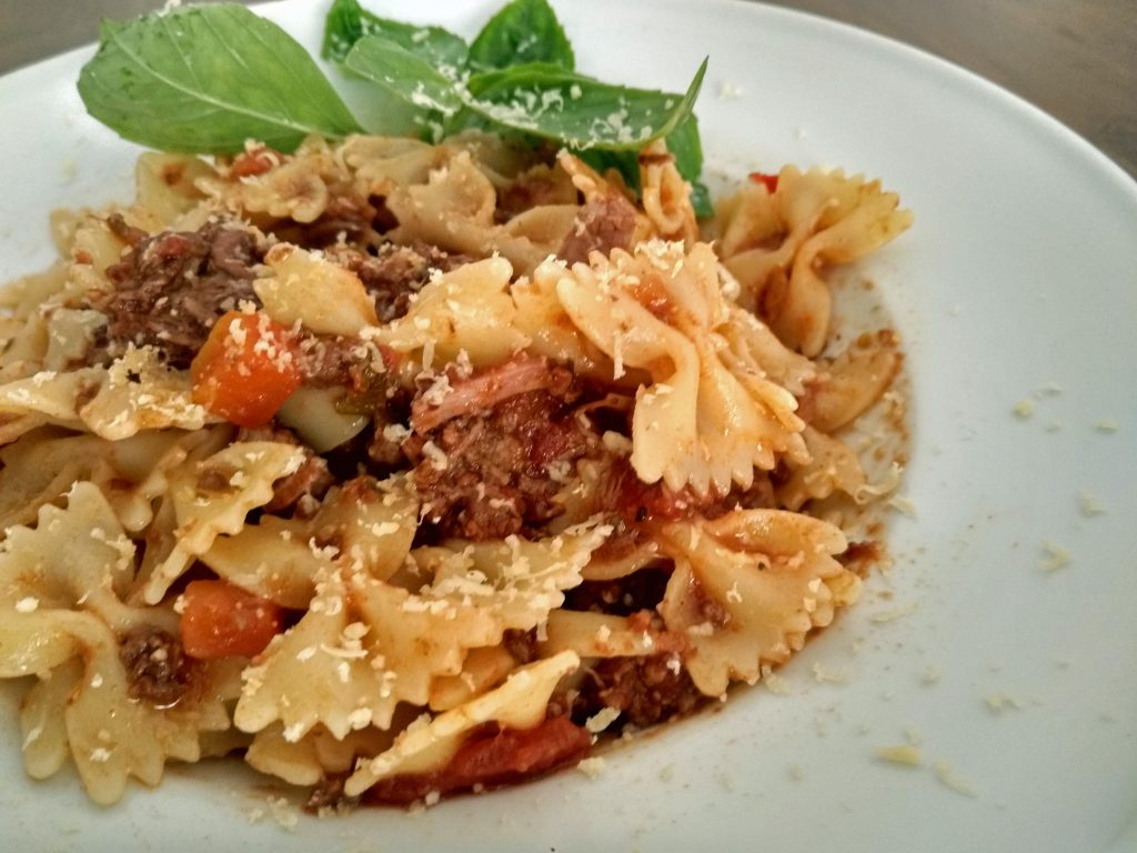 Ragu Bolognese Sauce