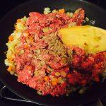Stirring Beef