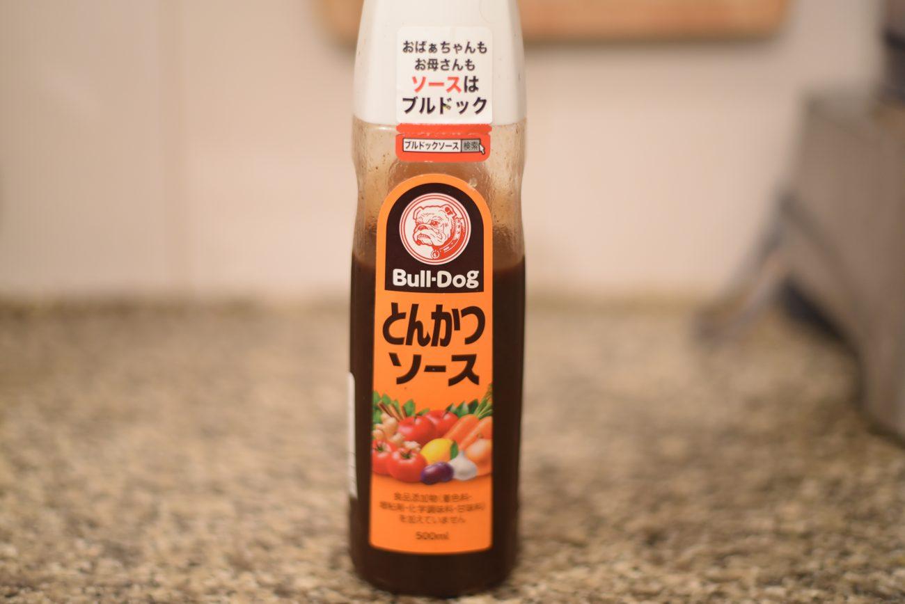 Yakisoba-sauce recipe