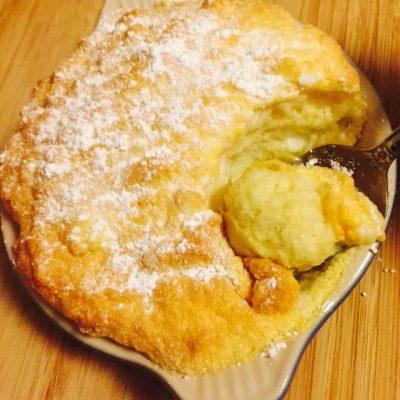 Vanilla Omelette Soufflé