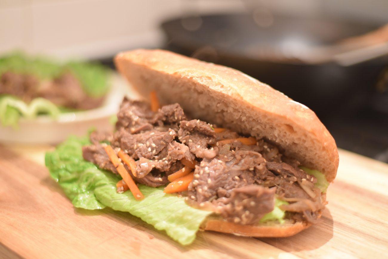 Bulgogi (불고기) – Korean BBQ beef