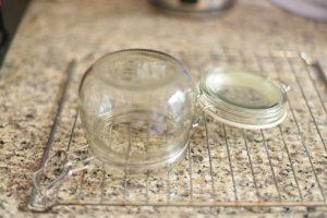 jar sterilization