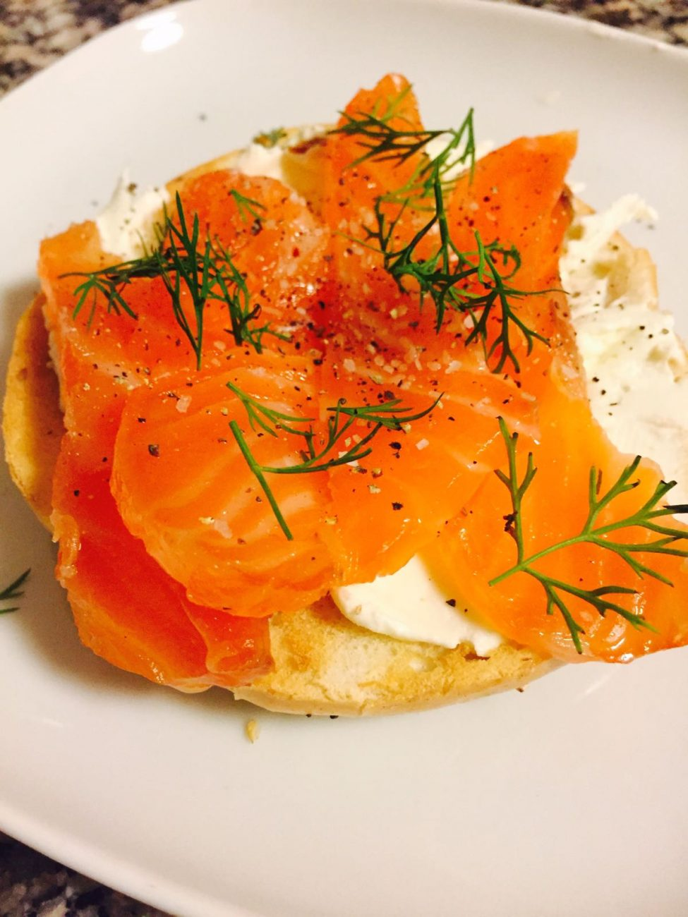 Homemade Salmon Lox (Or Gravlax)