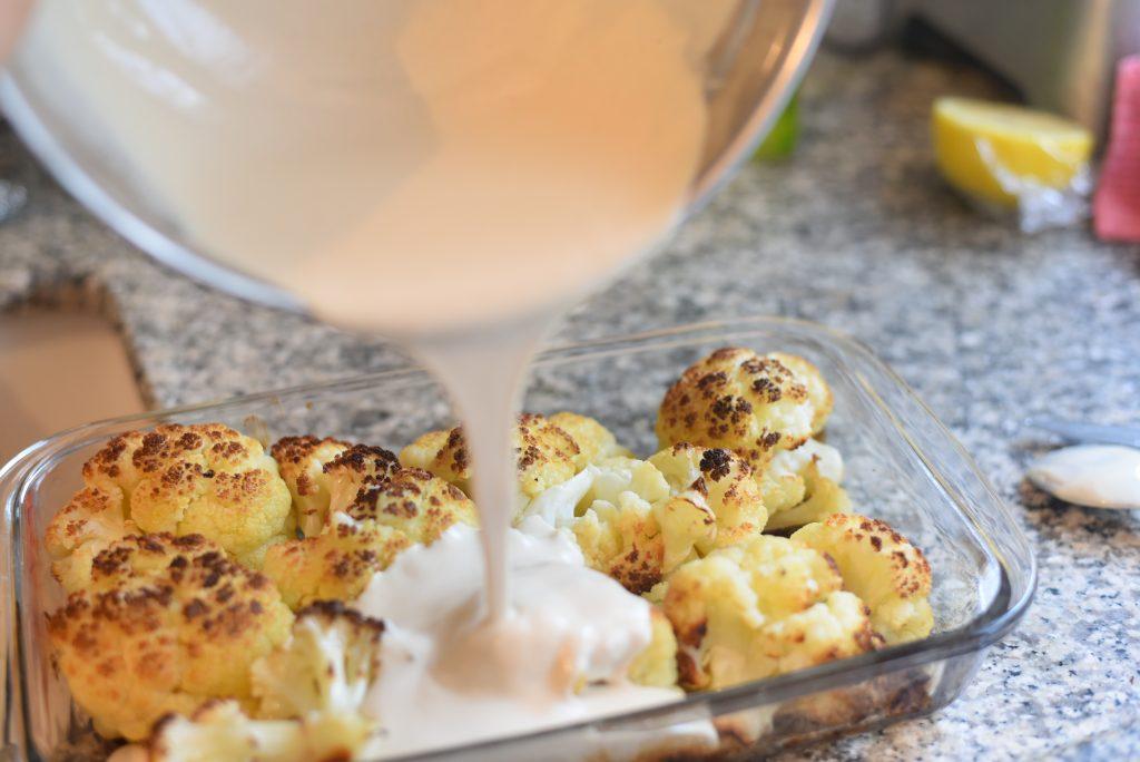 Cauliflower Vegan Siniya