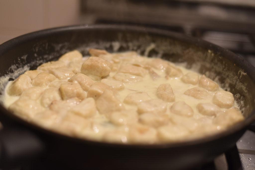 Creamy Ricotta Gnocchi